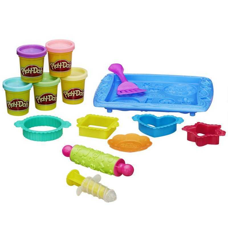 PLAY DOH BISCOITOS DIVERTIDOS B0307