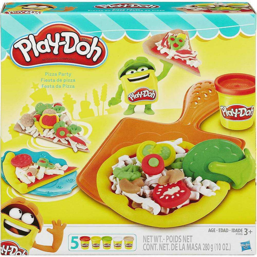 PLAY DOH FESTA DA PIZZA B1856