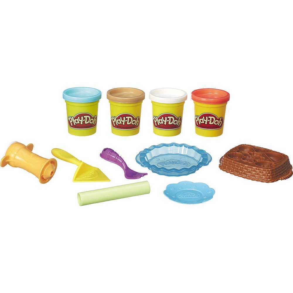 PLAY DOH TORTAS DIVERTIDAS B3398