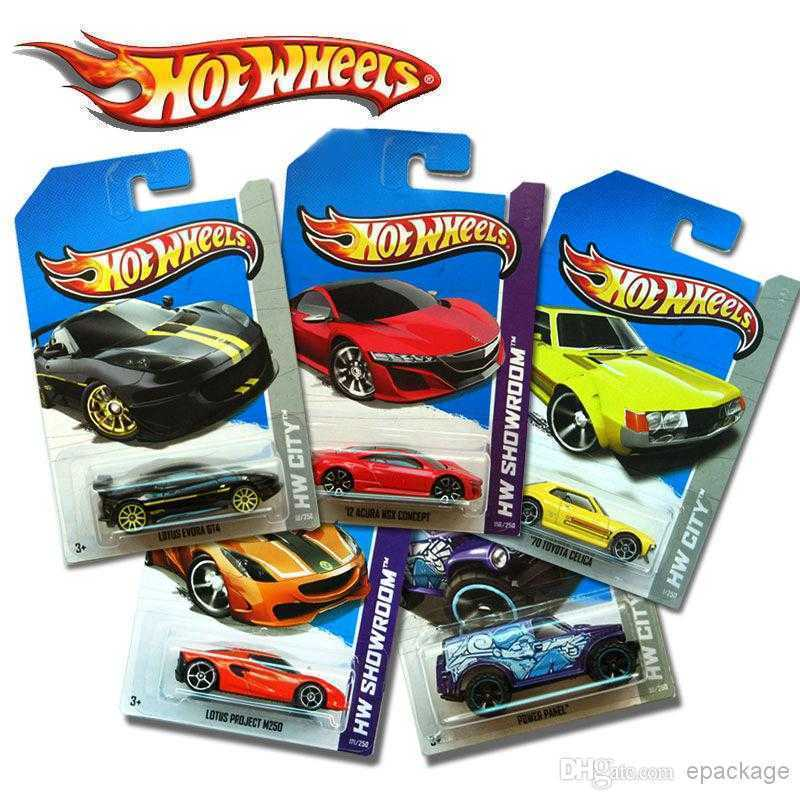 HOT WHEELS CARROS BASICOS C4982