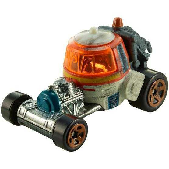 STAR WARS - CHARACTER CARS - CHOPPER - CGW35