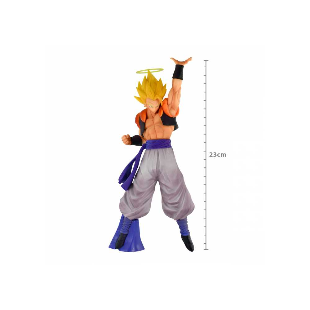 Figure Dragon Ball Legends Gogeta Super Sayajin