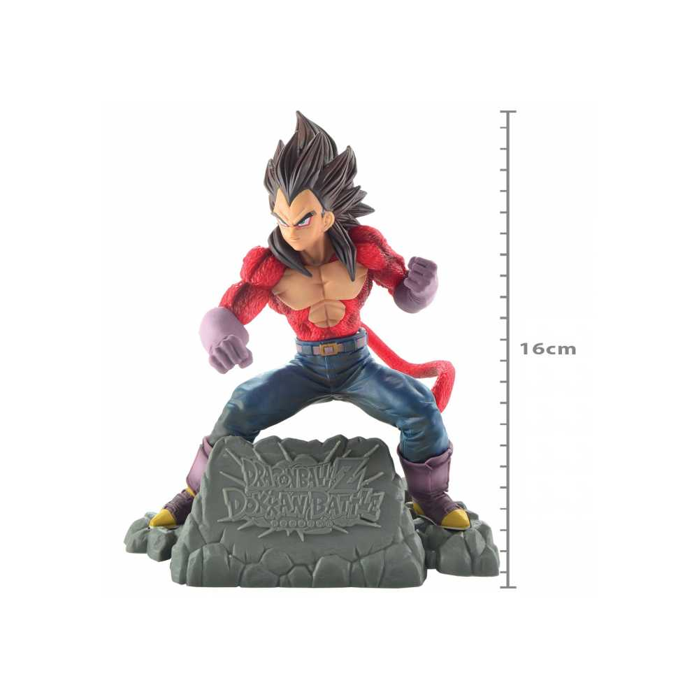Figure Dragon Ball Gt Vegeta Super Sayajin