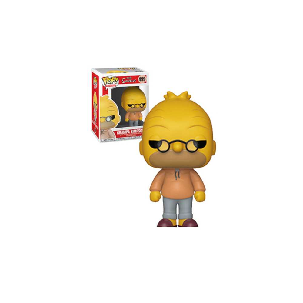Funko Pop! Grampa Simpsons