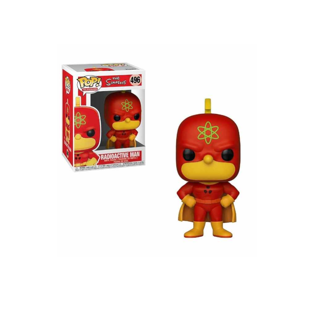 Funko Pop! Homer Simpsons Radioactive Man