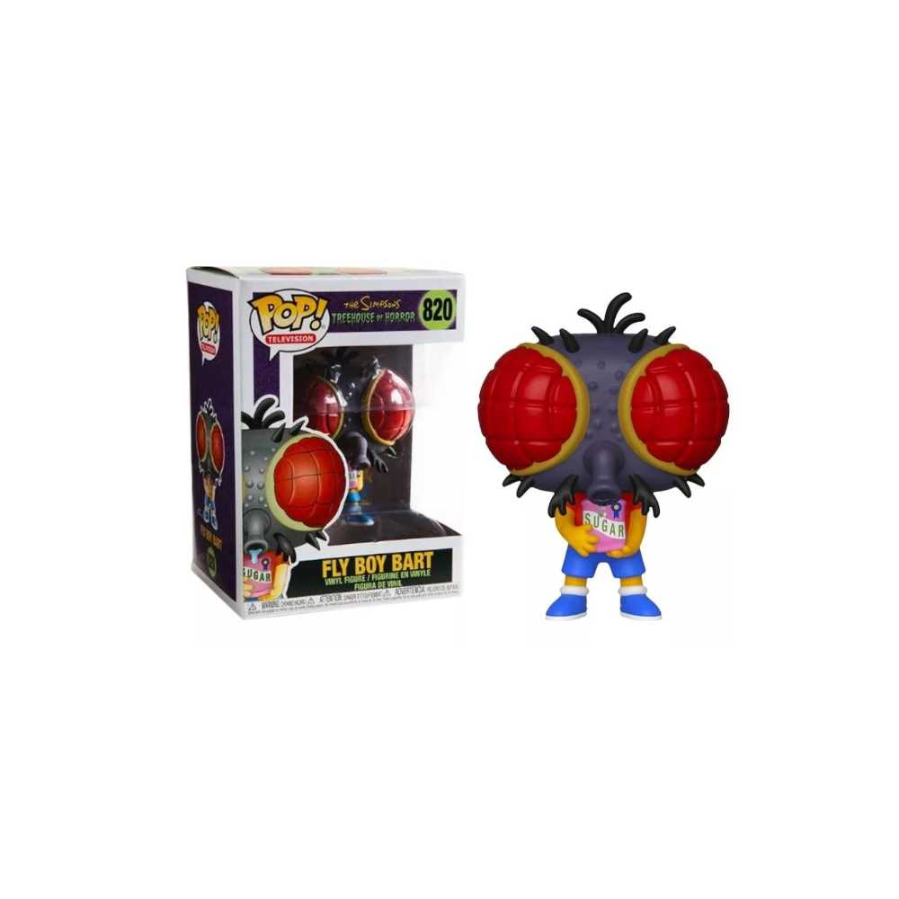 Funko Pop! Simpsons Fly Boy Bart