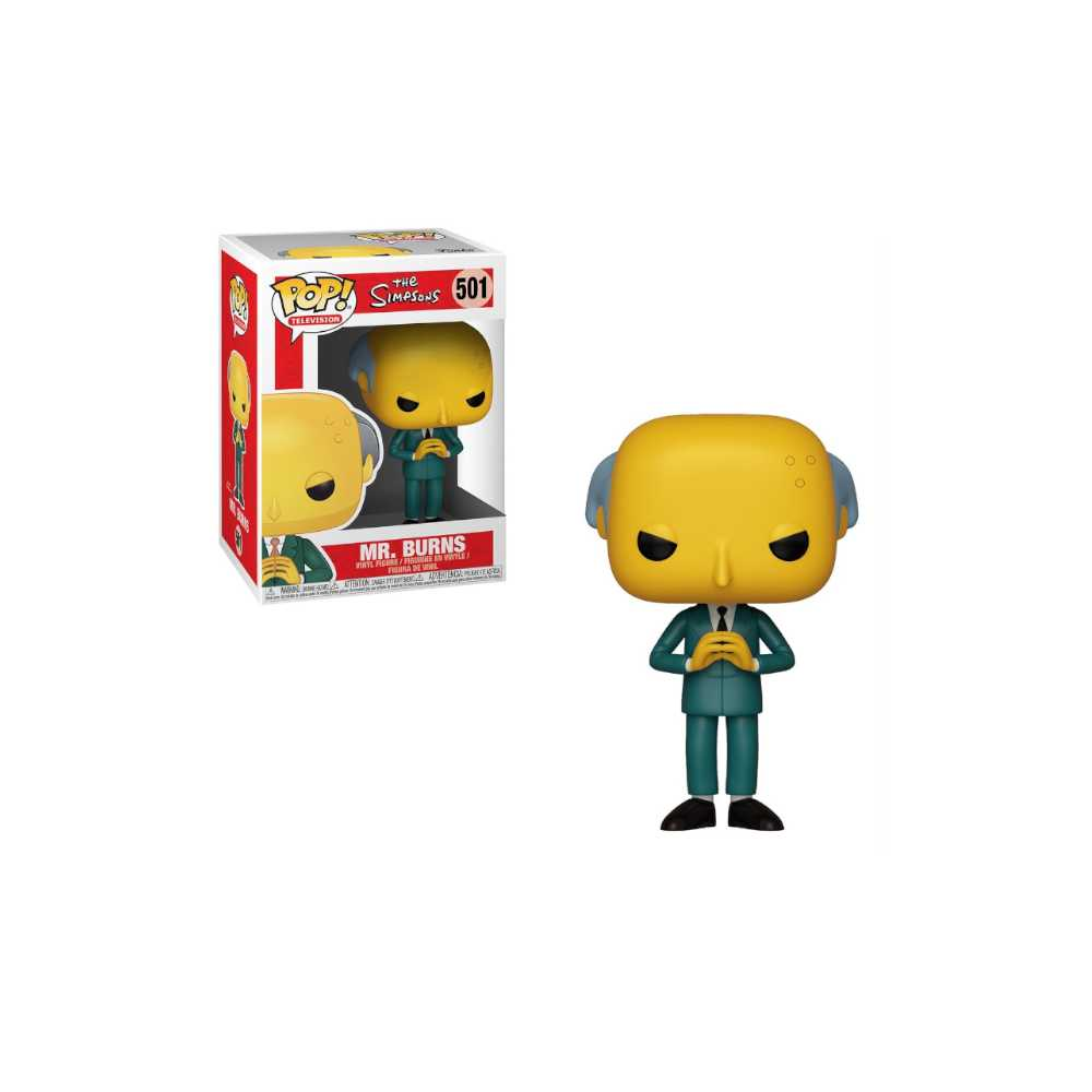 Funko Pop! Simpsons Mr. Burns