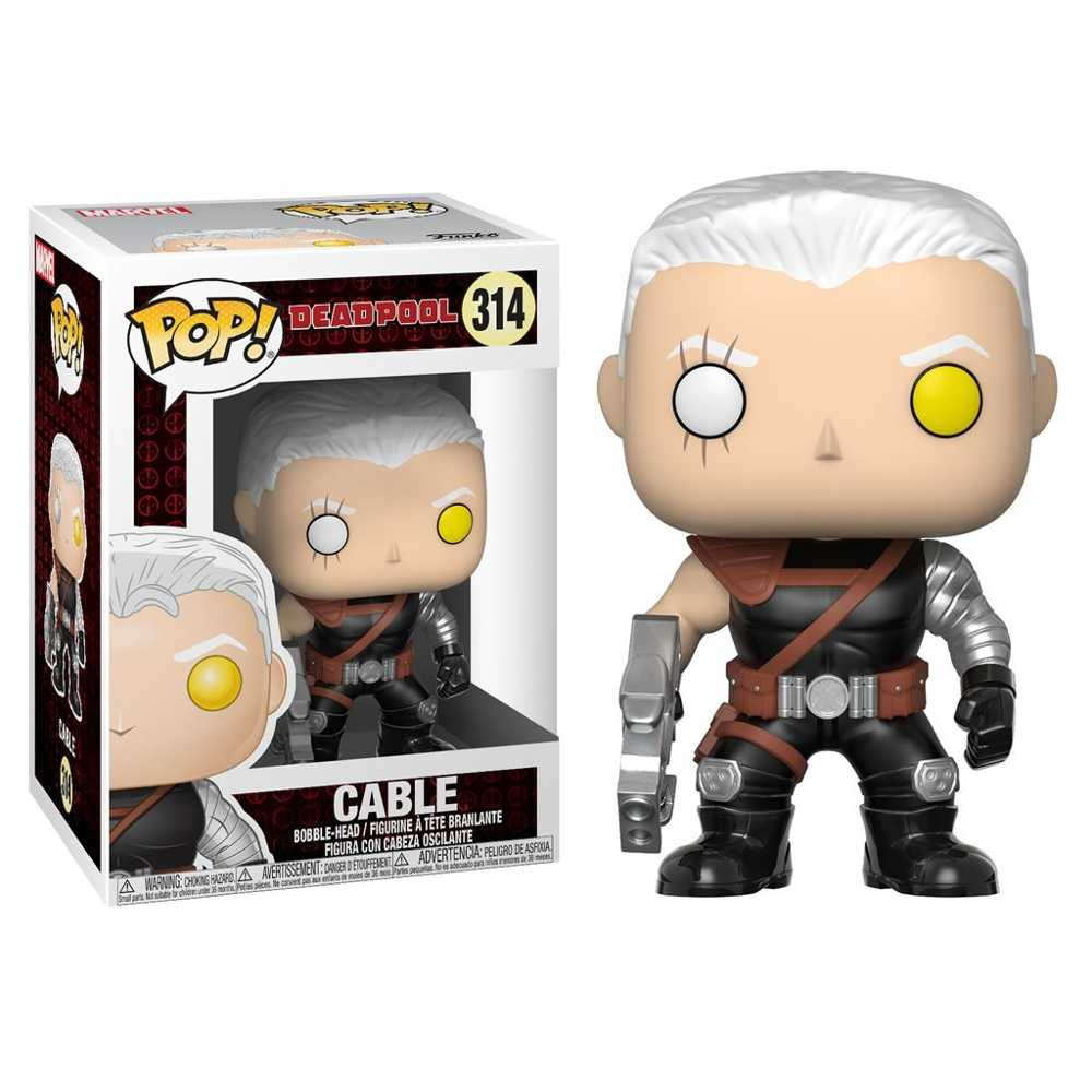 Funko Pop! Marvel Deadpool Parody Cable