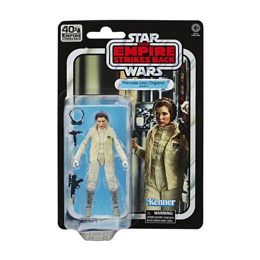 Star Wars Ep 40 Anos Princess Leia Organa E7549