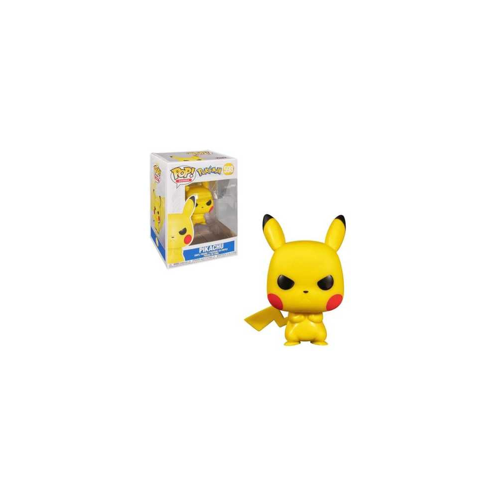 Funko Pop! Pokemon - Grumpy Pikachu
