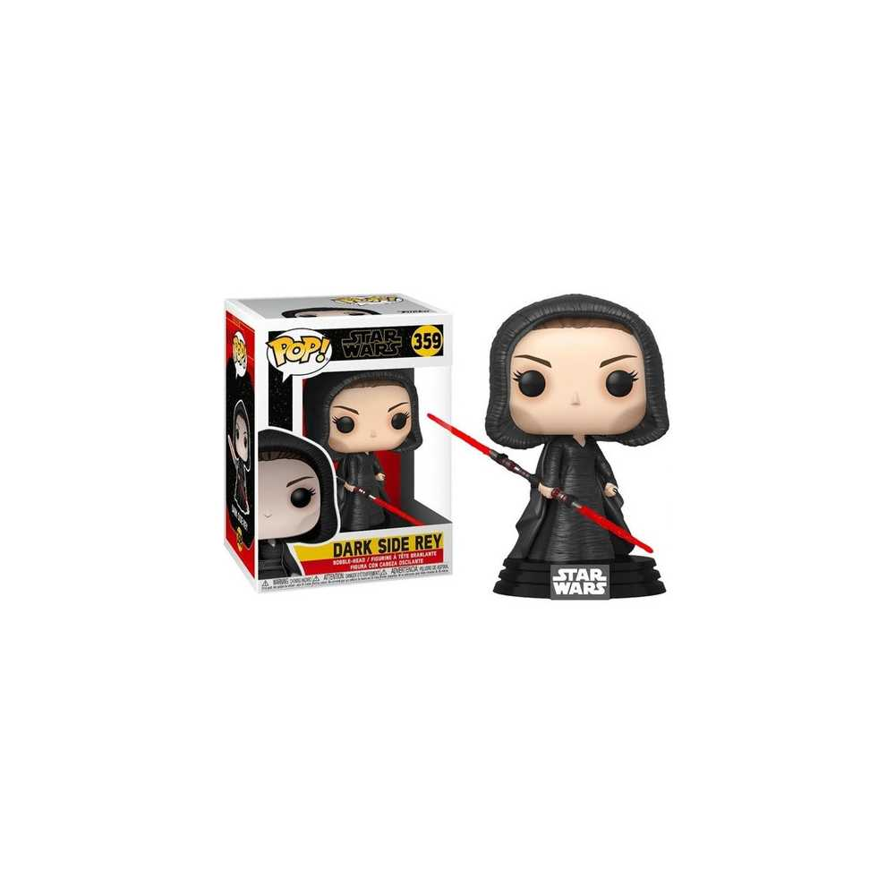 Funko Pop! Sw Rise Of Skywalker - Dark Side Rey