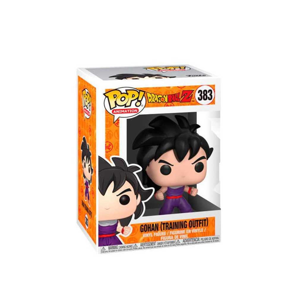 Funko Pop! Dragon Ball Z Gohan (training Outfit)