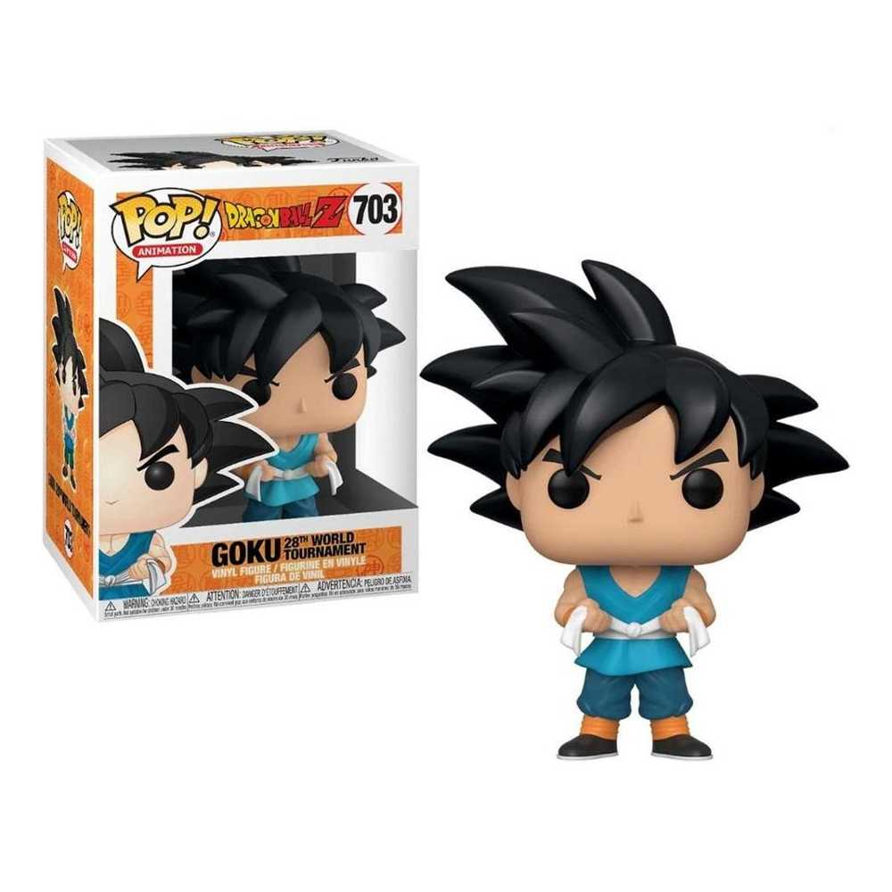 Funko Pop! Dragon Ball Z Goku