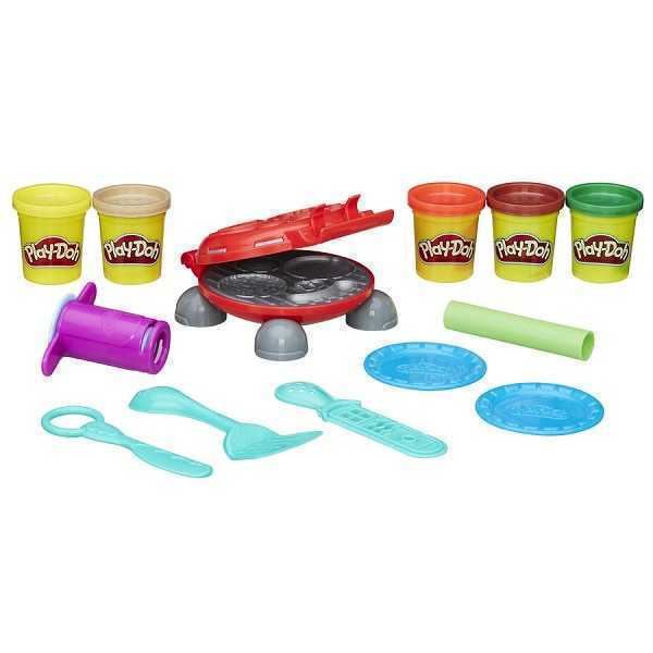 PLAY DOH FESTA DO HAMBURGUER B5521