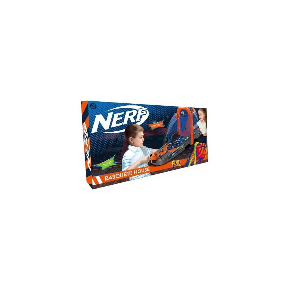 Nerf Basquete House